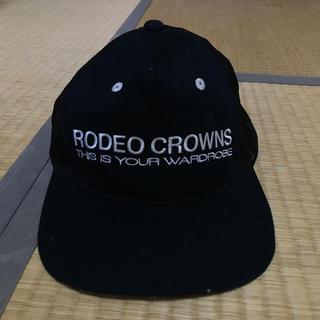 RODEO CROWNS - ロデオのキャップ