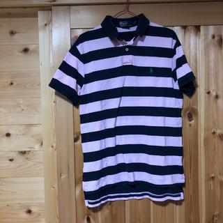 ポロラルフローレン(POLO RALPH LAUREN)のラルフローレン  ボーダーシャツ ポロシャツ(ポロシャツ)