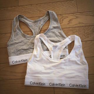 カルバンクライン(Calvin Klein)のCalvin Klein ブラ セット(ブラ)