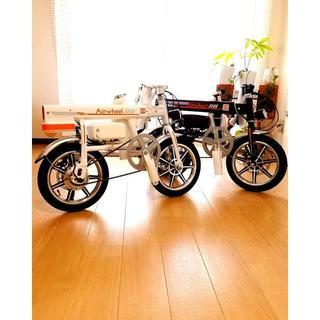 パナソニック(Panasonic)のパナソニック製バッテリー 電動自転車 Airwheel R6(自転車本体)