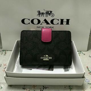 コーチ(COACH)のコーチ COACH 二つ折り財布F53562 (折り財布)