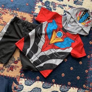 バンダイ(BANDAI)のウルトラマン 変身スーツ 110cm(Tシャツ/カットソー)