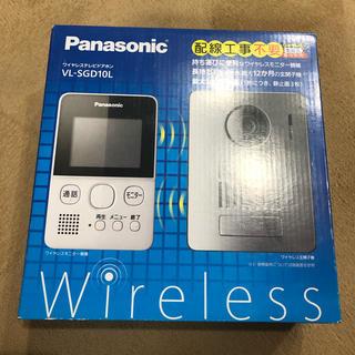 Panasonic - Panasonicワイヤレステレビドアホン