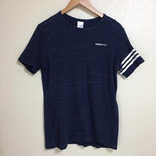 アディダス(adidas)のadidas neo*メンズTシャツM(Tシャツ/カットソー(半袖/袖なし))