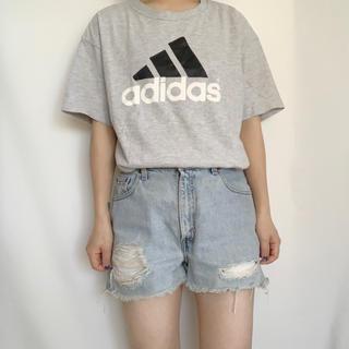 アディダス(adidas)のadidas 90s ロゴTEE(Tシャツ/カットソー(半袖/袖なし))