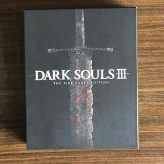 PlayStation4 - DARK SOULS III THE FIRE FADES EDITION