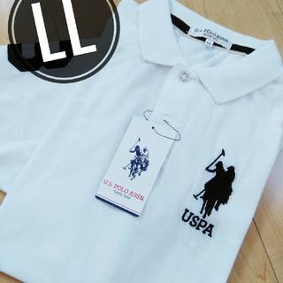 ポロラルフローレン(POLO RALPH LAUREN)のポロアッスン ポロシャツ メンズLLサイズ 半袖(ポロシャツ)