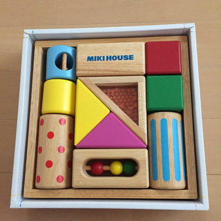 ミキハウス(mikihouse)のミキハウス つみき(積み木/ブロック)