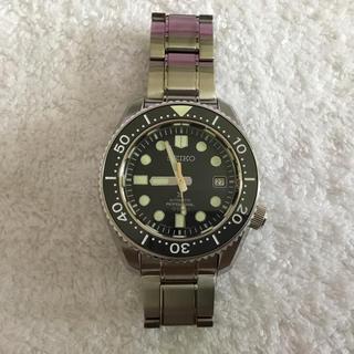 6c48fd6a57 セイコー(SEIKO)のSEIKO マリーンマスター SBDX023 中古美品(腕時計(アナログ