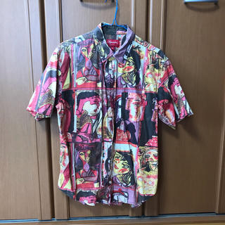 Supreme - Supreme ピカソ 2014SS Cubist Shirt シャツ