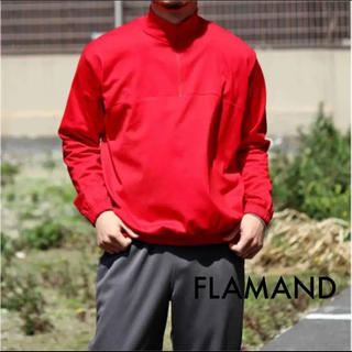 DOPE TOP 【RED】 / FLAMAND 3 フラマン