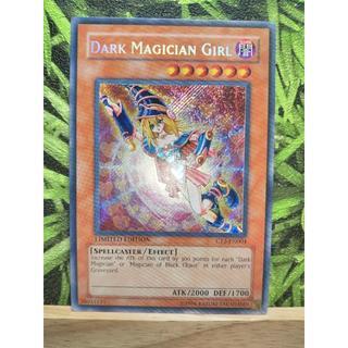 遊戯王 - 遊戯王 英語版 ブラック・マジシャン・ガール シークレット