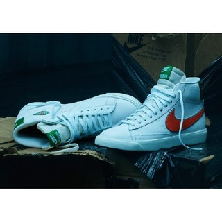 ナイキ(NIKE)のNike × Stranger Things Blazer Mid  us9.5(スニーカー)
