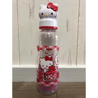 ハローキティ(ハローキティ)のキティちゃん哺乳瓶350(哺乳ビン)