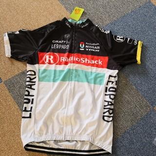 夏用の半袖サイクリングジャージ L サイズ