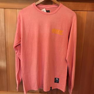 ハフ(HUF)のHUF ハフ DISASTER 超人気商品!早いもの勝ち! L(Tシャツ/カットソー(七分/長袖))