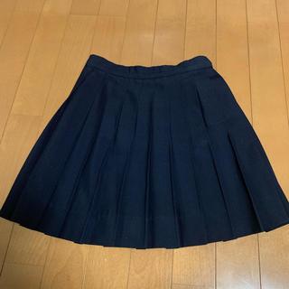 制服 ネイビー 紺 プリーツスカート
