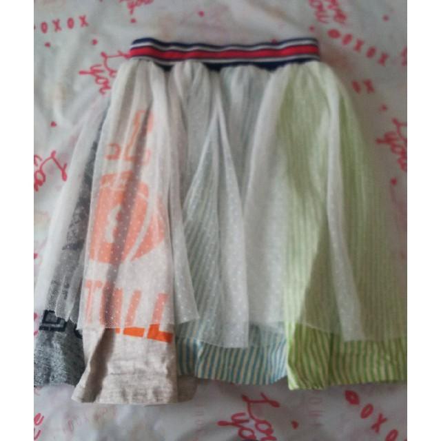 BREEZE(ブリーズ)の子供服  130センチ キッズ/ベビー/マタニティのキッズ服 女の子用(90cm~)(スカート)の商品写真