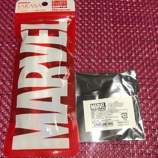 マーベル(MARVEL)のアベンジャーズ マーベル<MARVEL>サラサクリップ 0.5mm 4色セット(ペン/マーカー)