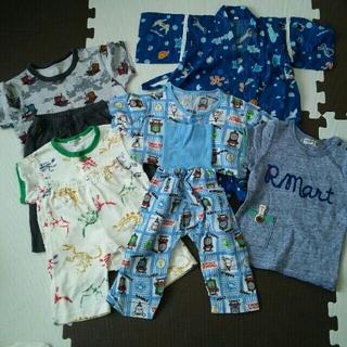 サンリオ(サンリオ)の男の子おまとめ 甚平&パジャマセット 90(甚平/浴衣)