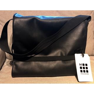 モレスキン バッグ クラシック メッセンジャーバッグ ブラック ET56MSA