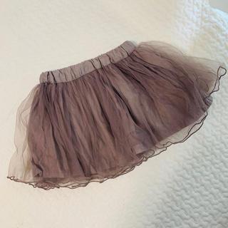プティマイン(petit main)のプティマイン チュールスカート 80(スカート)