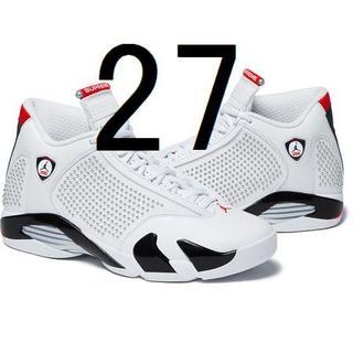 シュプリーム(Supreme)の27cm Supreme Nike Air Jordan 14 エアジョーダン(スニーカー)