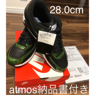 """NIKE - ナイキ エアマックス 90  QS """"Green Python"""" 28.0cm"""
