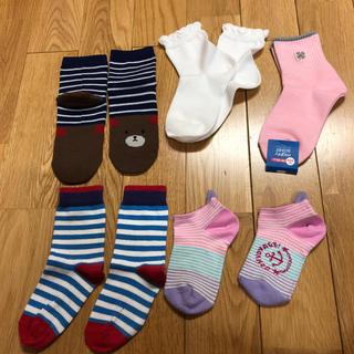 クツシタヤ(靴下屋)の靴下屋 靴下 サイズ16から18 19から21(靴下/タイツ)
