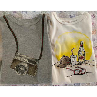 Gucci - お取置き☆GUCCI キッズ Tシャツ2枚セット 4