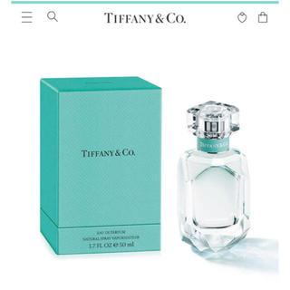 Tiffany & Co. - TIFFANY & Co. ティファニー オードパルファム
