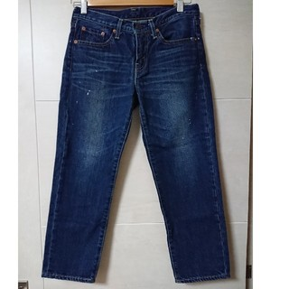Levi's - Levi's デニム クロップドジーンズ サイズ 25インチ 日本製