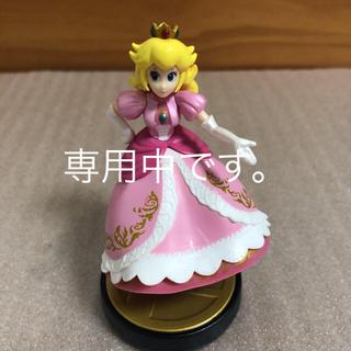 Nintendo Switch - アミーボ(ピーチ☆大乱闘スマッシュブラザーズ)