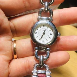 COACH - 正规品)コーチのレディース腕時計