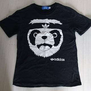 アディダス(adidas)のadidas パンダ Tシャツ レア NIKE (Tシャツ/カットソー(半袖/袖なし))
