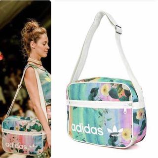 adidas - adidas × Farm AIR LINER 花柄 ショルダーバッグ