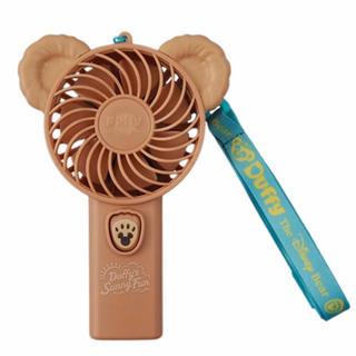Disney - 💜ディズニー ダッフィー   ファン 扇風機💜