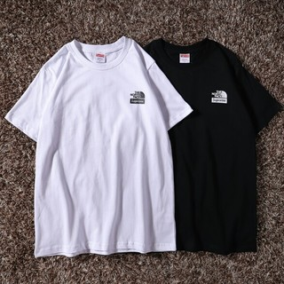 THE NORTH FACE - The north face コラボ 2枚セット 男女兼用Tシャツ カジュアル