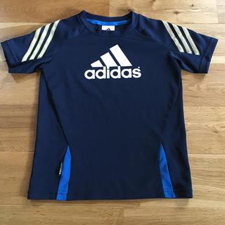 adidas - 130㌢ サッカーシャツ