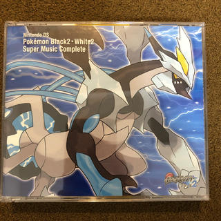 ポケモン(ポケモン)のポケモン ブラック2.ホワイト2 CD(ゲーム音楽)