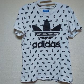 アディダス(adidas)のadidas・Tシャツ(Tシャツ/カットソー(半袖/袖なし))