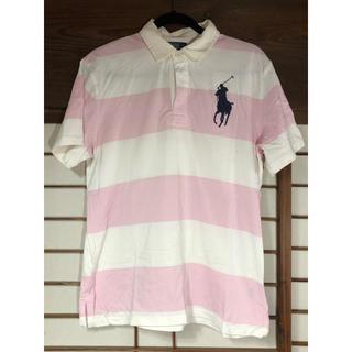ポロラルフローレン(POLO RALPH LAUREN)のラルフローレン ボーダーポロシャツ(ポロシャツ)