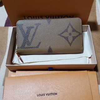 LOUIS VUITTON - ルイヴィトン ジッピーウォレット新品