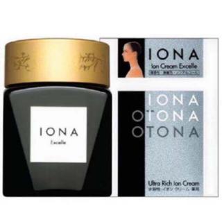 IONA - 定価10476円 早い者勝ち イオナ イオンクリームエクセル 超しっとりクリーム