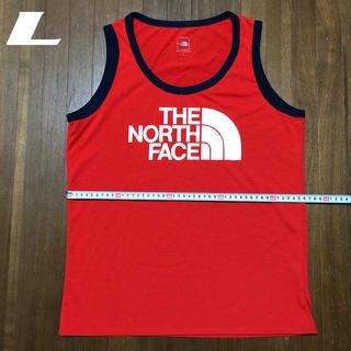 THE NORTH FACE - ノースフェイス リンガー タンクトップ (L)