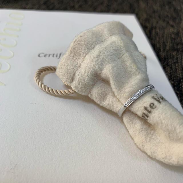PonteVecchio(ポンテヴェキオ)のポンテヴェキオ ダイヤモンドリング レディースのアクセサリー(リング(指輪))の商品写真