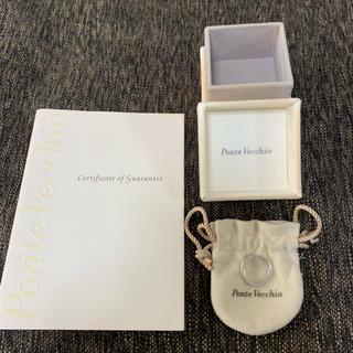 ポンテヴェキオ(PonteVecchio)のポンテヴェキオ ダイヤモンドリング(リング(指輪))