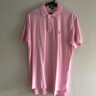 ポロラルフローレン(POLO RALPH LAUREN)のポロシャツ ラルフローレン ピンク(ポロシャツ)