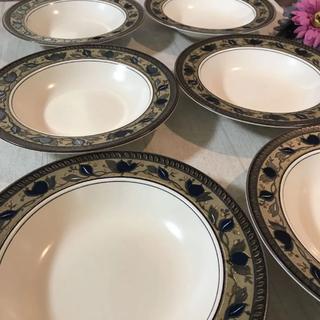 ミカサ(MIKASA)のpmo様専用☆新品☆MIKASA  ALABELLA MALAYSIAスープ皿(食器)