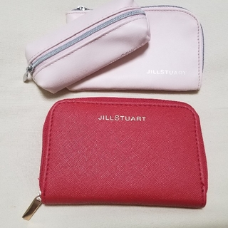 ジルスチュアート(JILLSTUART)のJILLSTUART 雑誌付録 財布とポーチ(財布)